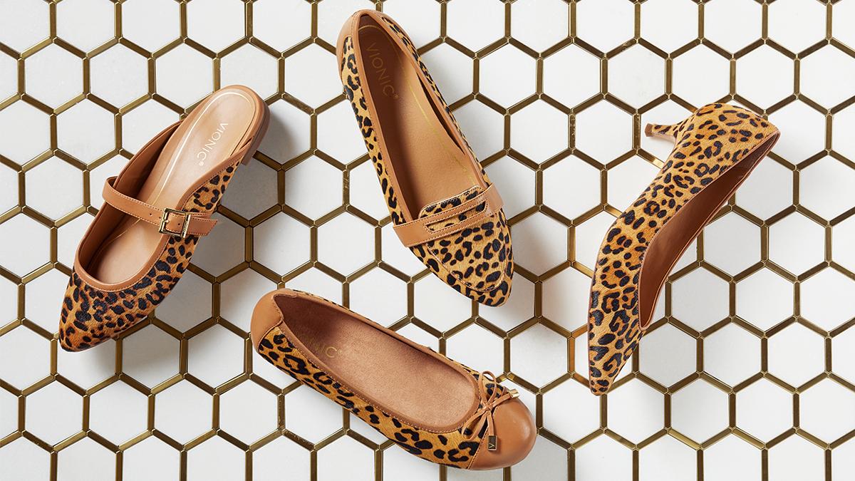 Best Leopard Print Shoes | Vionic