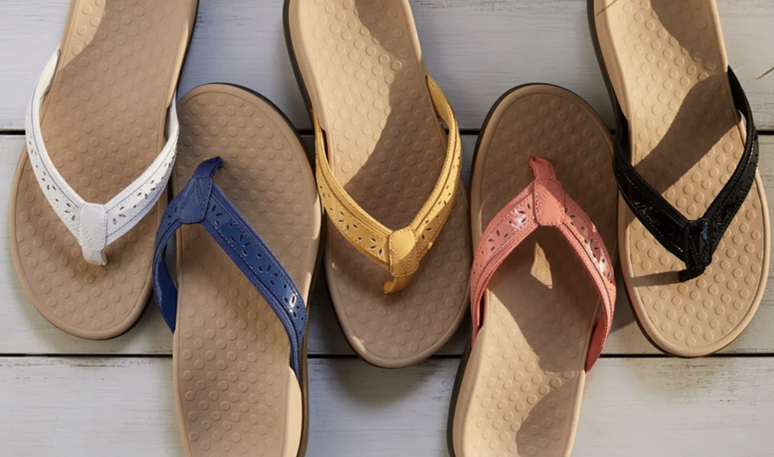 Finding Sandals That Are Good For Your