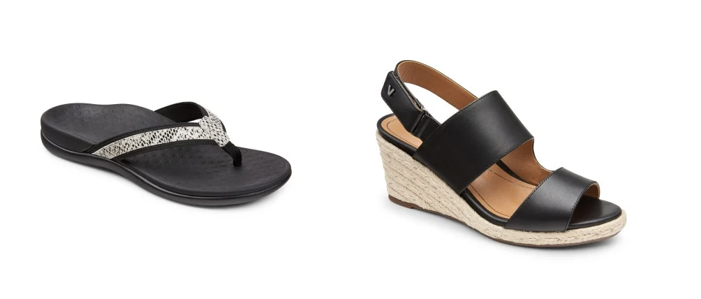 Sandals vs. Flip-Flops | Vionic