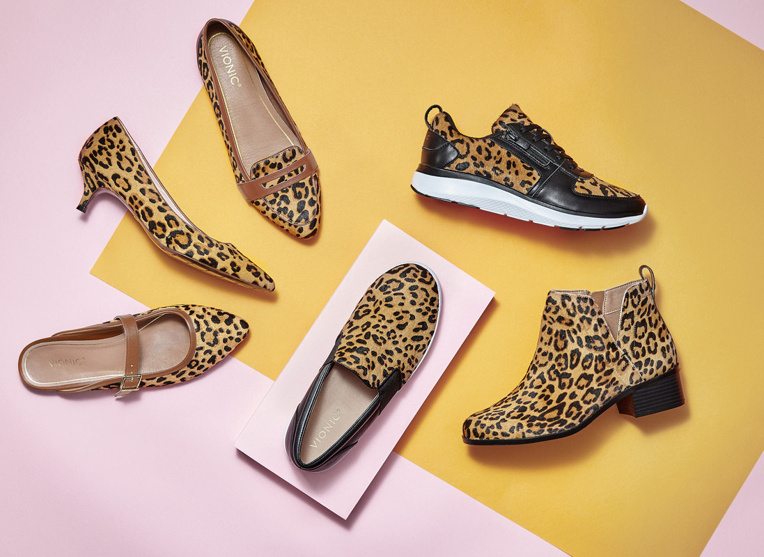 How to Wear Leopard Print Shoes | Vionic